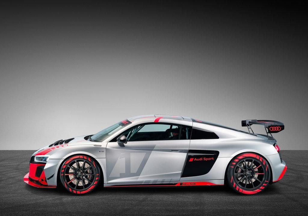 2020 Audi R8 LMS GT4 Fotoğrafları