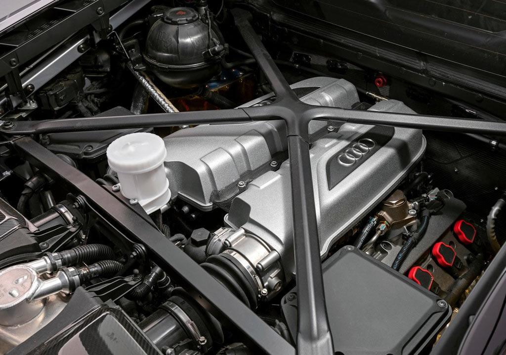 2020 Audi R8 LMS GT4 Kaç Beygir?