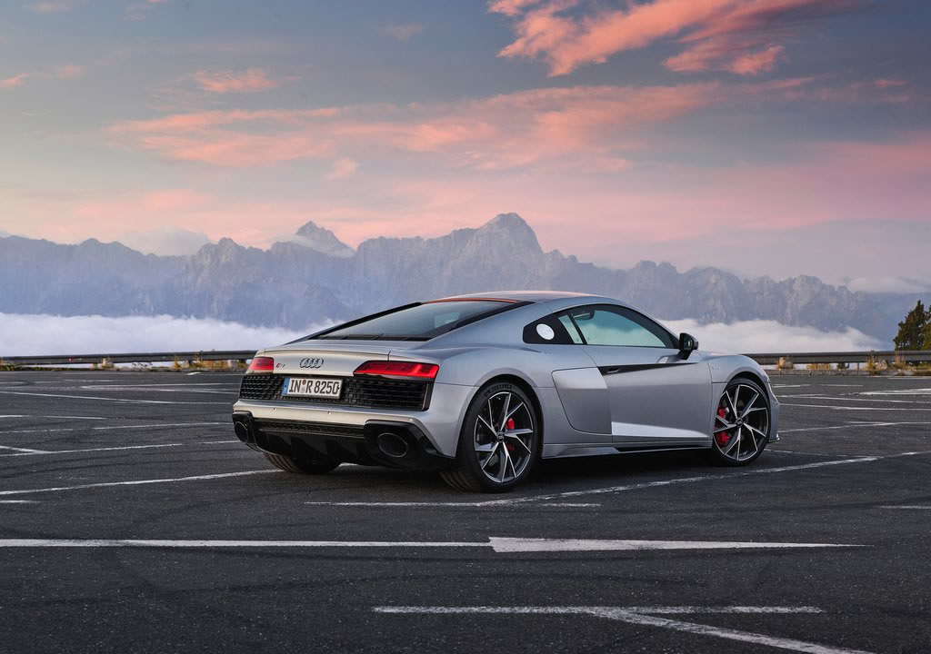 2020 Audi R8 V10 RWD Teknik Özellikleri