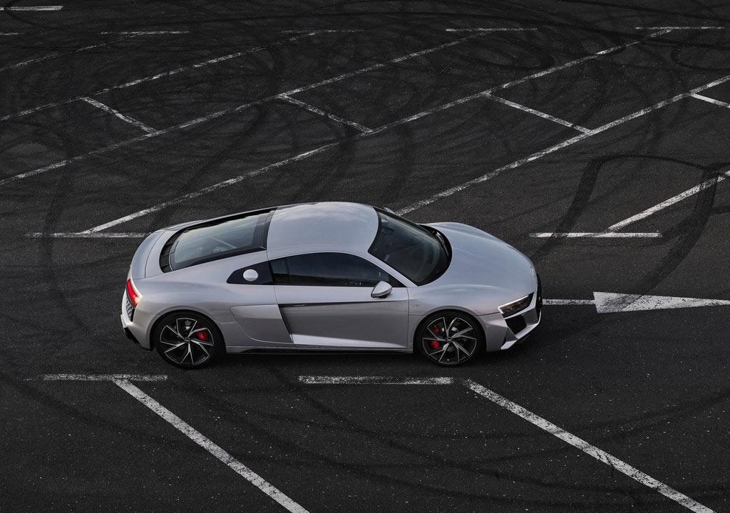 2020 Audi R8 V10 RWD Donanımları