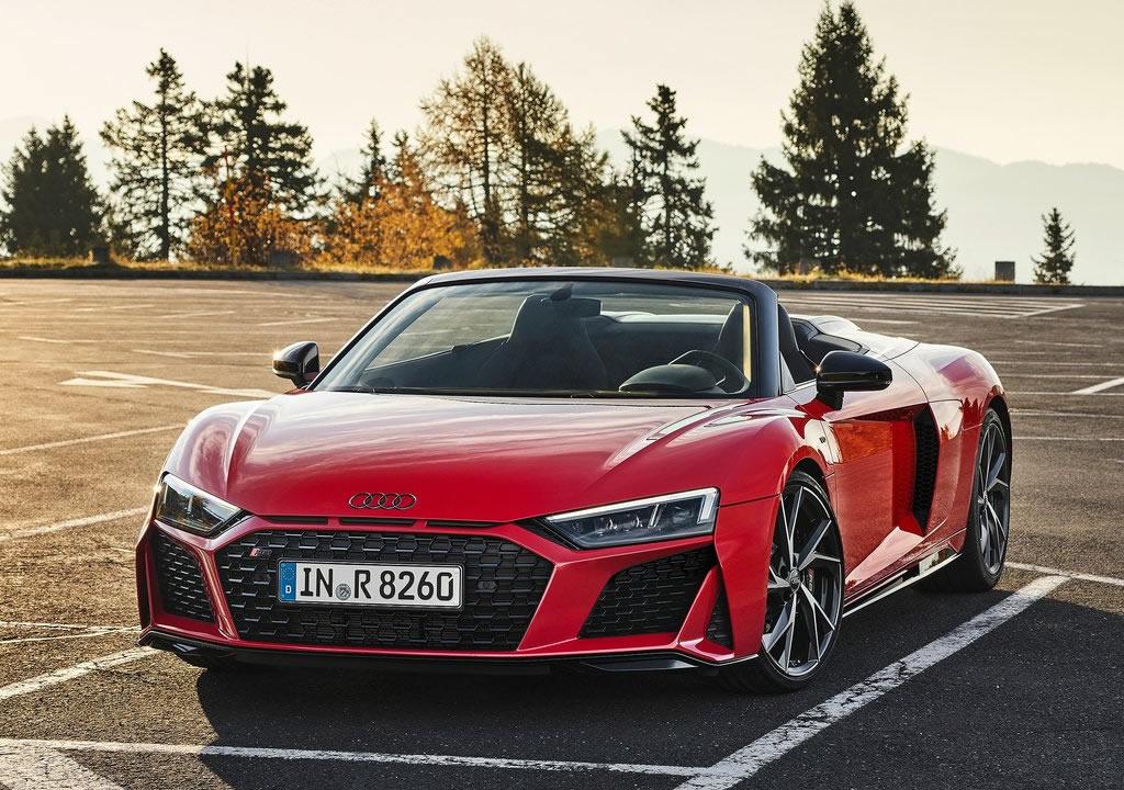 2020 Audi R8 V10 RWD Spyder Teknik Özellikleri