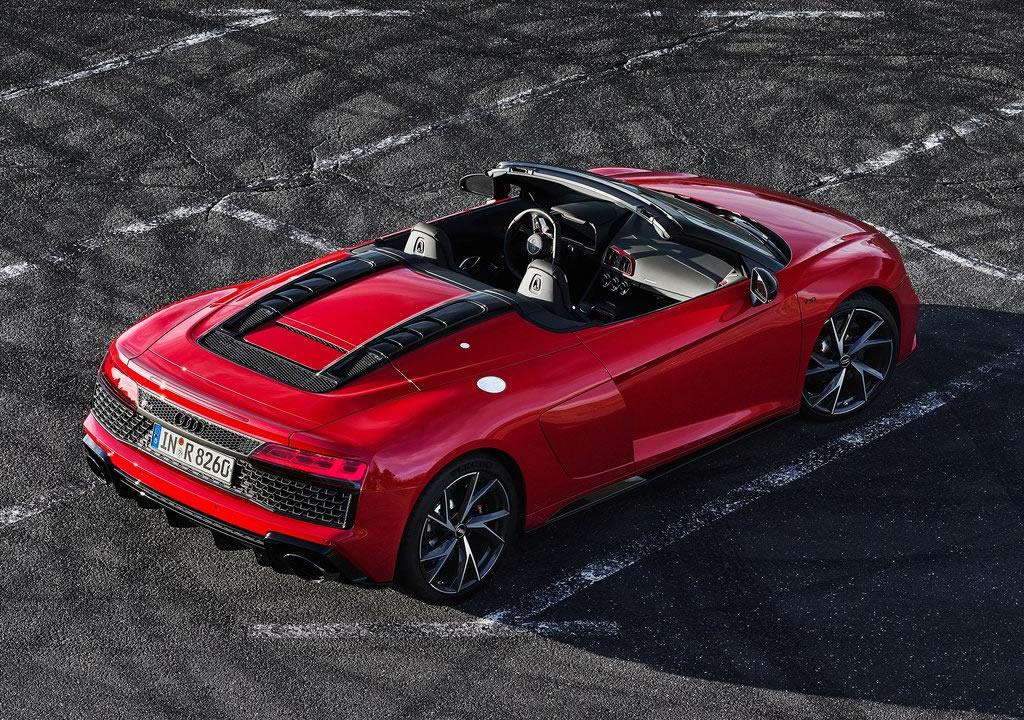 2020 Audi R8 V10 RWD Spyder