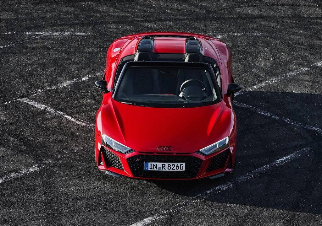 2020 Audi R8 V10 RWD Spyder Fiyatı