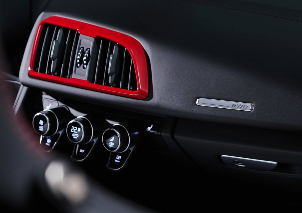 2020 Audi R8 V10 RWD Spyder İçi