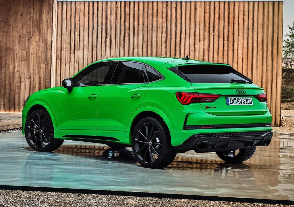 2020 Audi RS Q3 Sportback Fiyatı