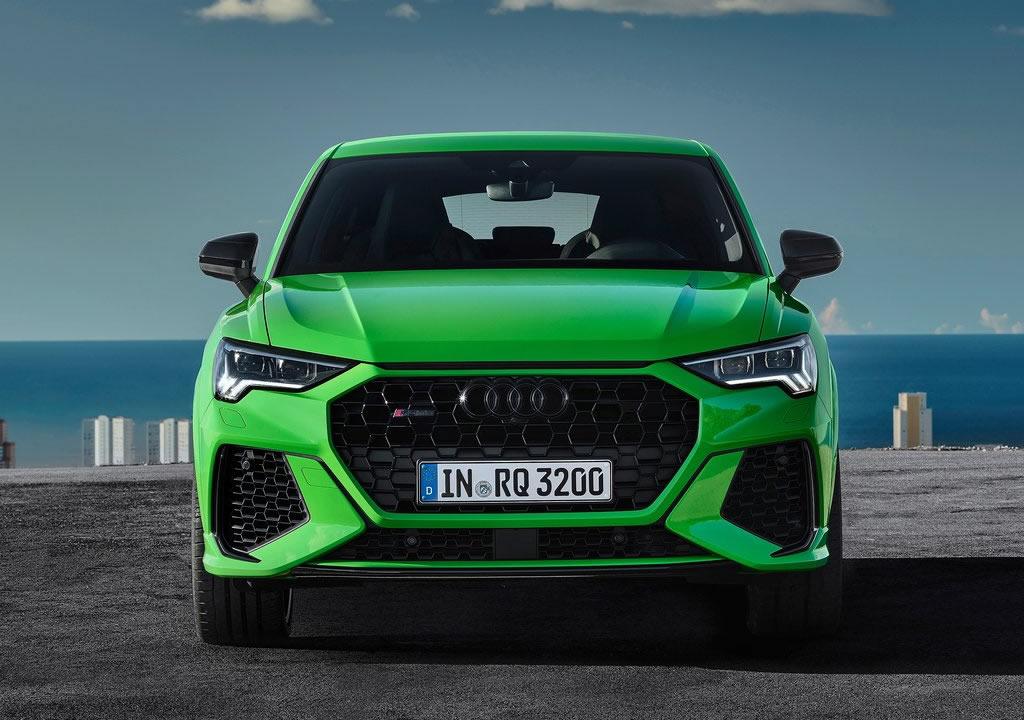 2020 Audi RS Q3 Sportback Türkiye Fiyatı