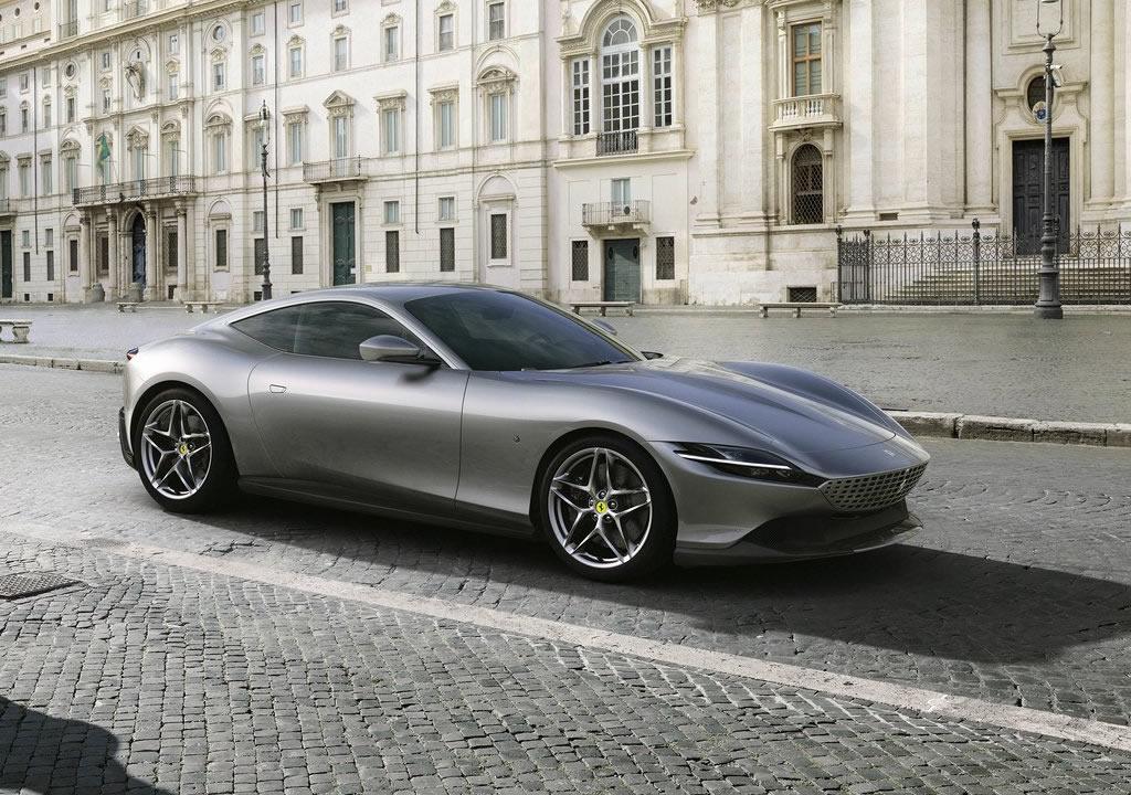 2020 Ferrari Roma Özellikleri