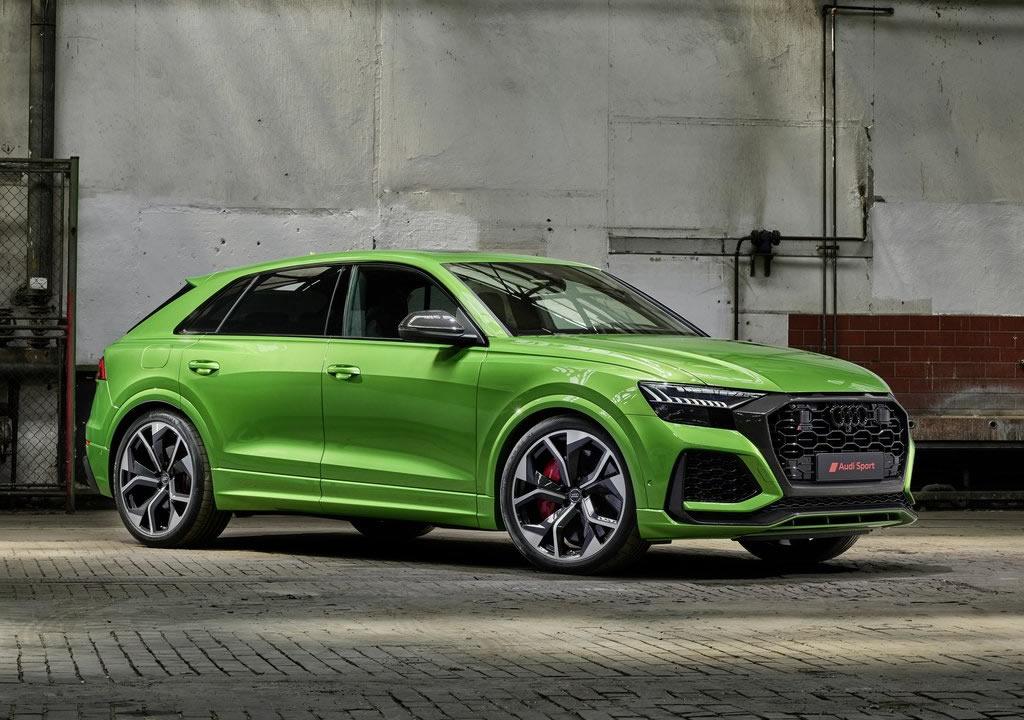 2020 Yeni Audi RS Q8