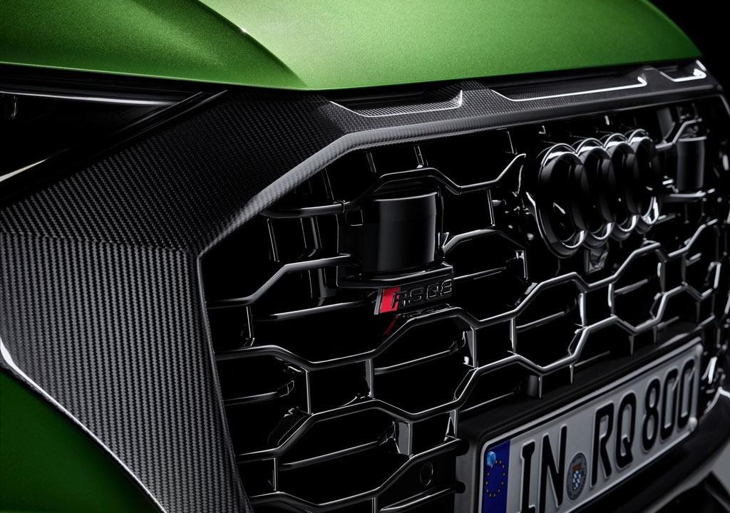 Yeni Audi RS Q8