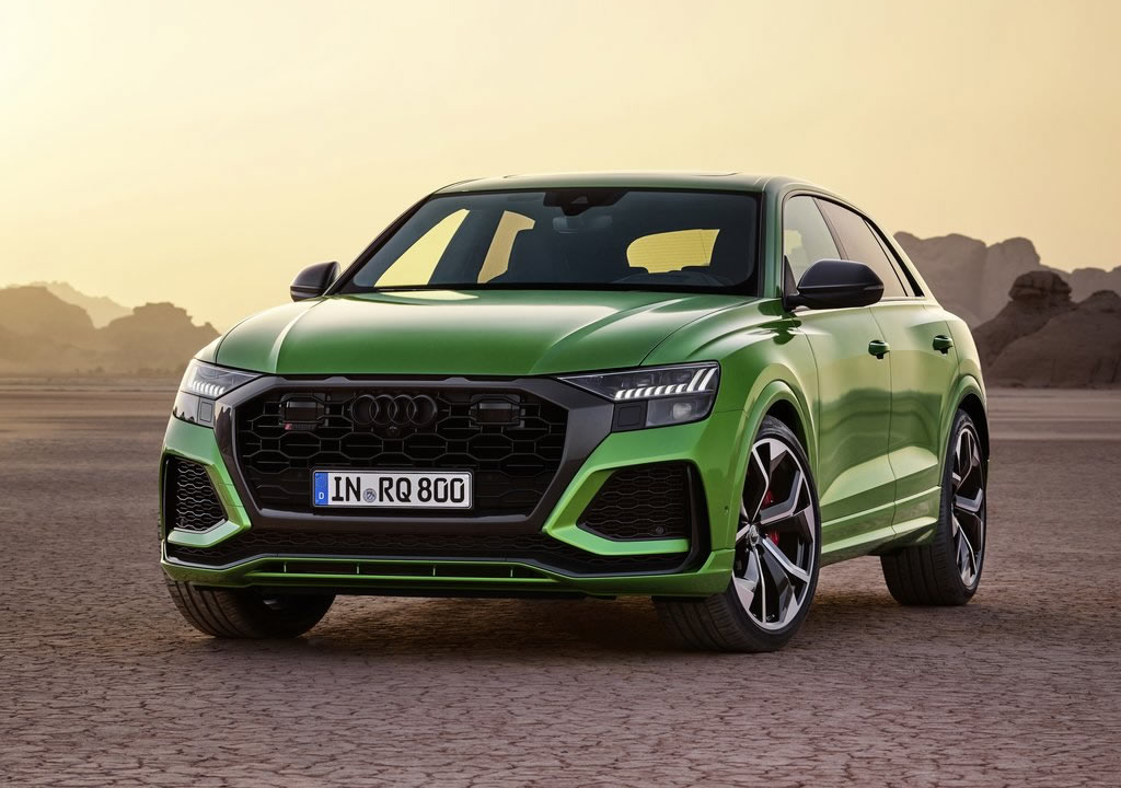 2020 Yeni Audi RS Q8 Teknik Özellikleri