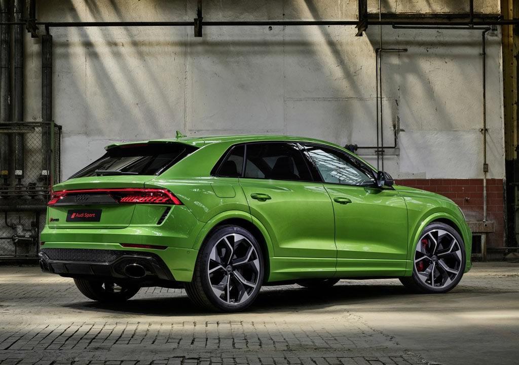 2020 Yeni Audi RS Q8 Donanımları