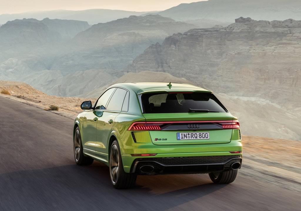 2020 Yeni Audi RS Q8 Fotoğrafları