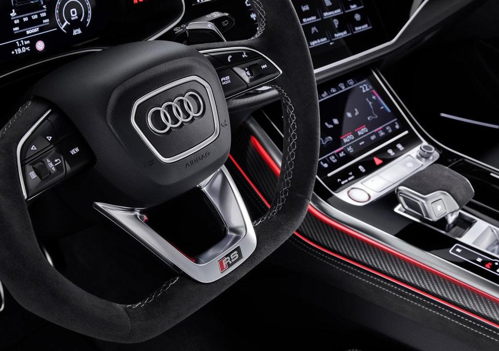 2020 Yeni Audi RS Q8 Türkiye