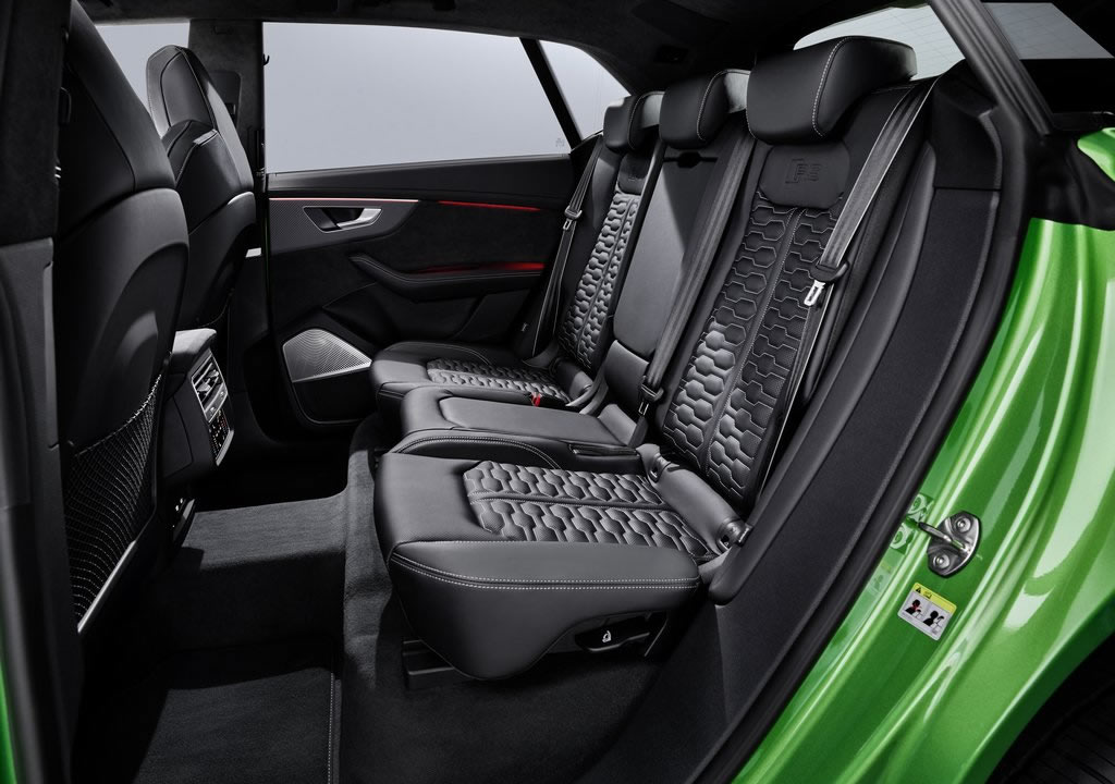 2020 Yeni Audi RS Q8 Kaç Beygir?