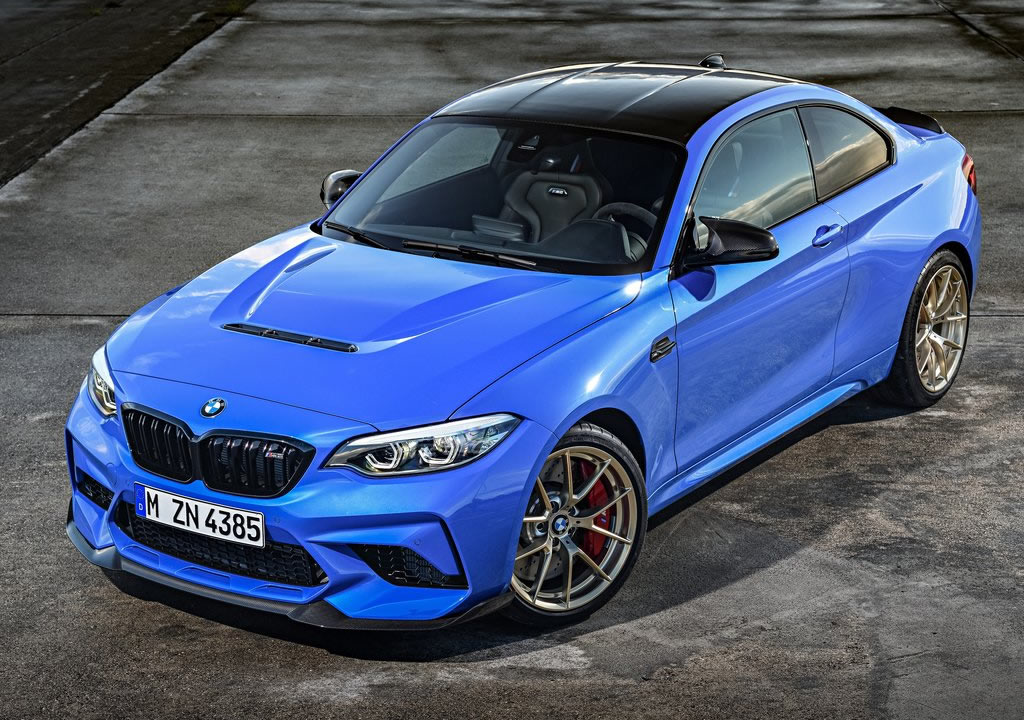 2020 Yeni BMW M2 CS