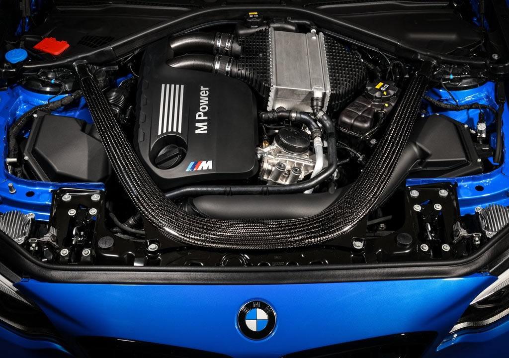 2020 BMW M2 CS Motoru