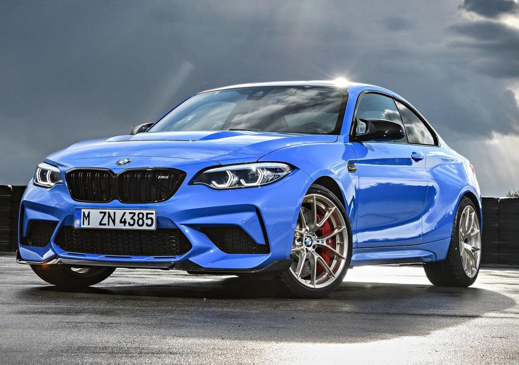 2020 Yeni BMW M2 CS Fotoğrafları