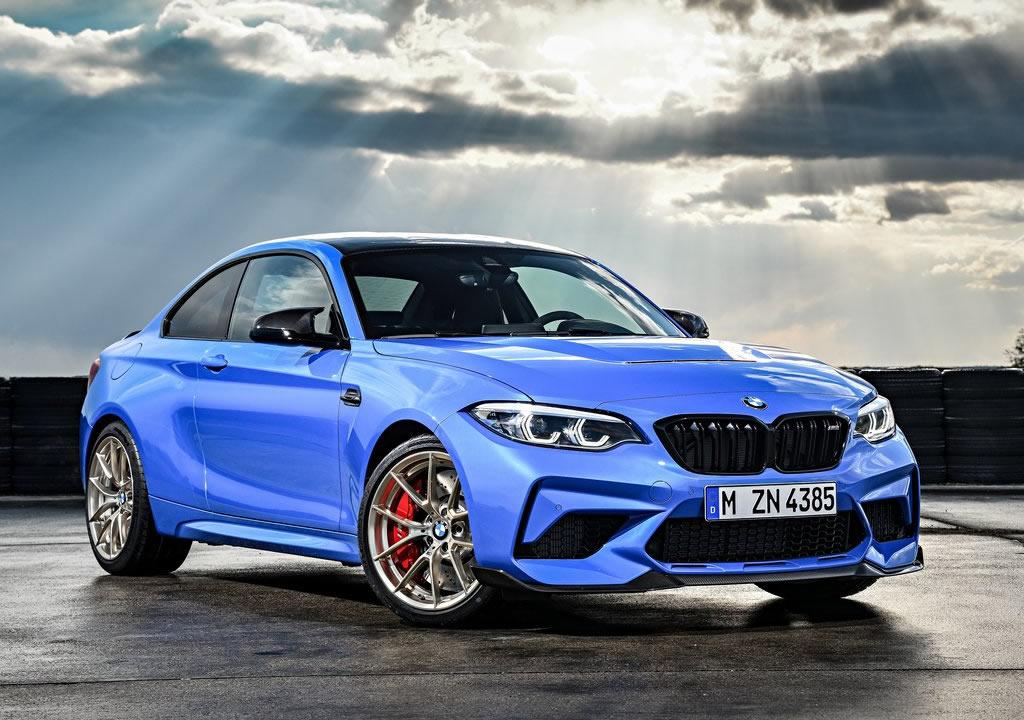 2020 Yeni BMW M2 CS Donanımları