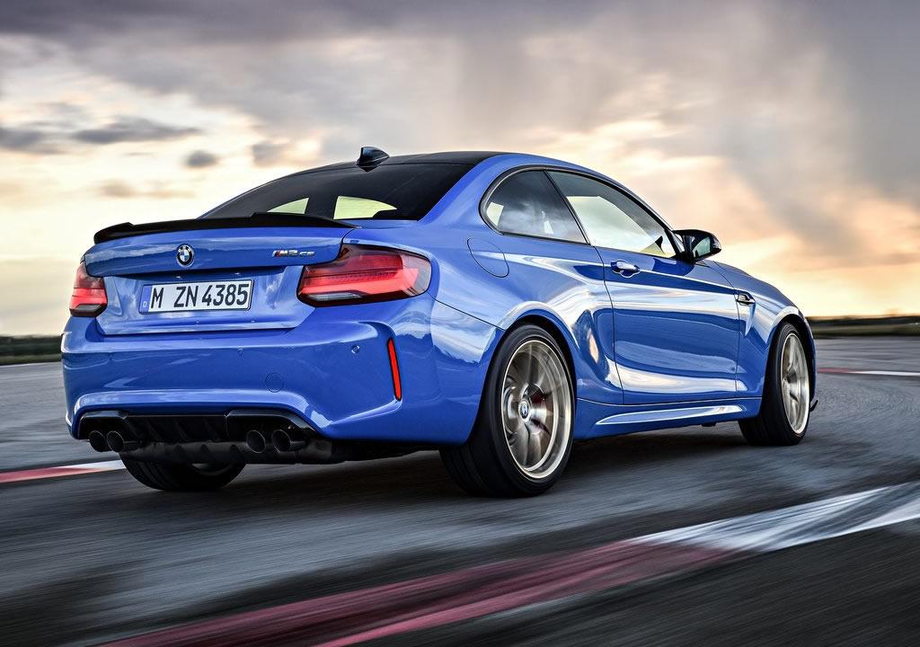 2020 Yeni BMW M2 CS Kaç Beygir?
