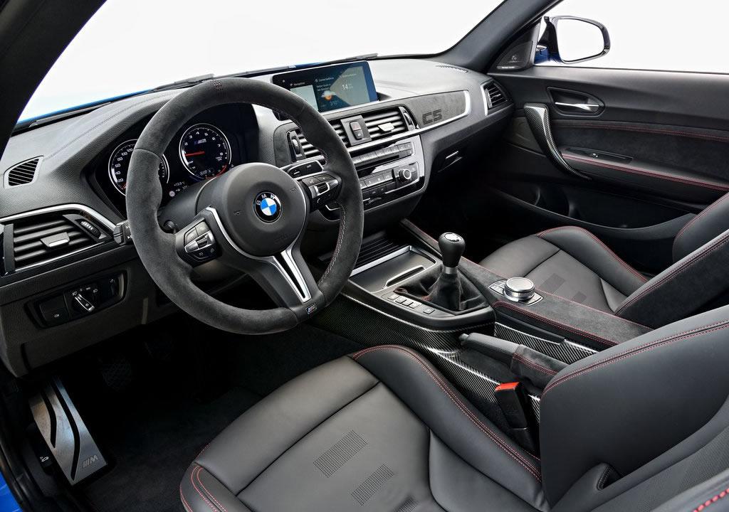 2020 Yeni BMW M2 CS İçi
