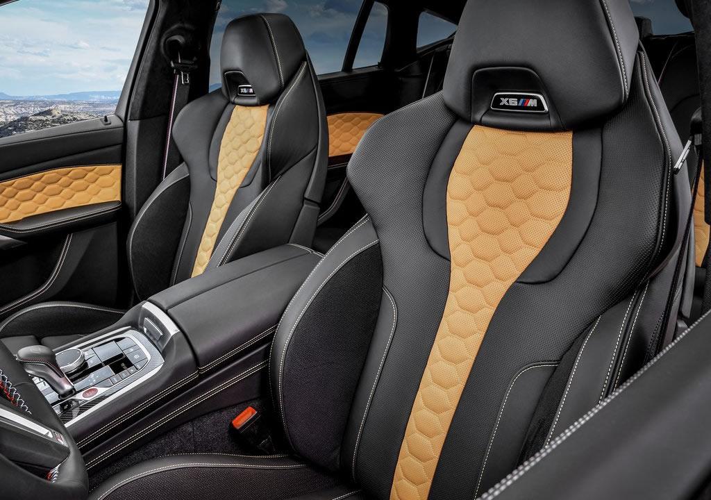 2020 Yeni BMW X6 M Competition 0-100 km/s