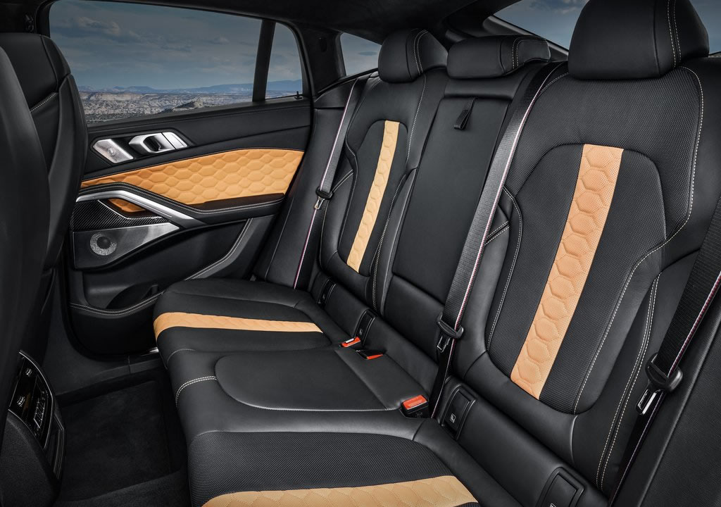 2020 Yeni BMW X6 M Competition Maksimum Hızı