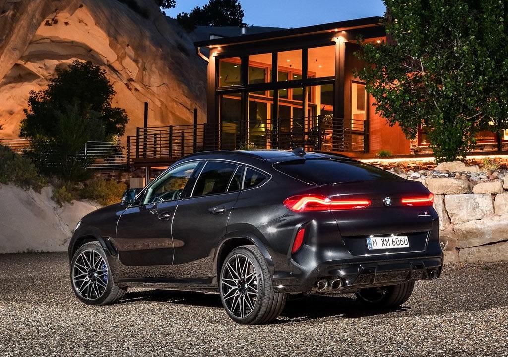 2020 Yeni BMW X6 M Competition Özellikleri