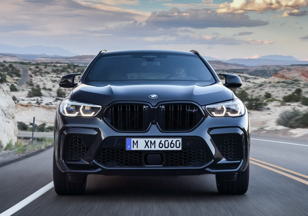 2020 Yeni BMW X6 M Competition Türkiye