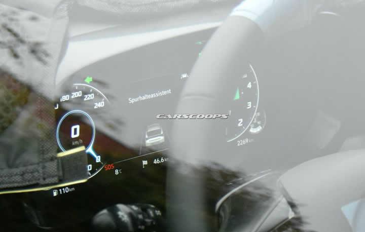 2020 Yeni Kasa Hyundai i20 İçi
