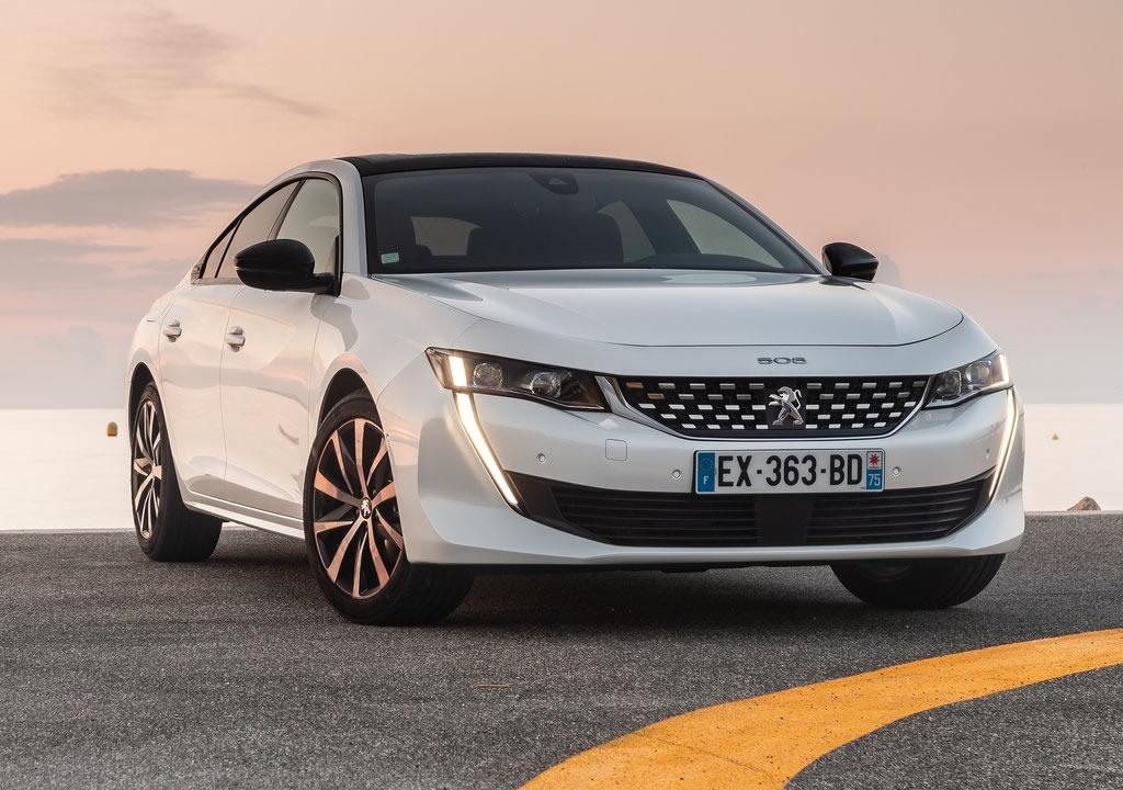 2020 Yeni Peugeot 508 Fiyatı