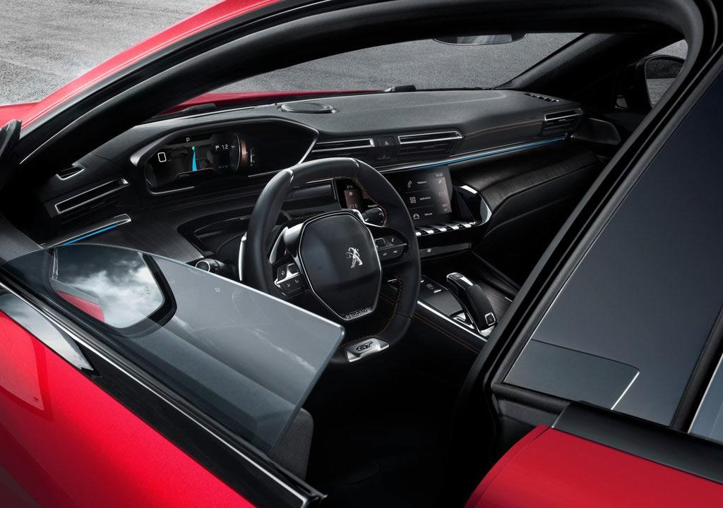 2020 Yeni Peugeot 508 GT