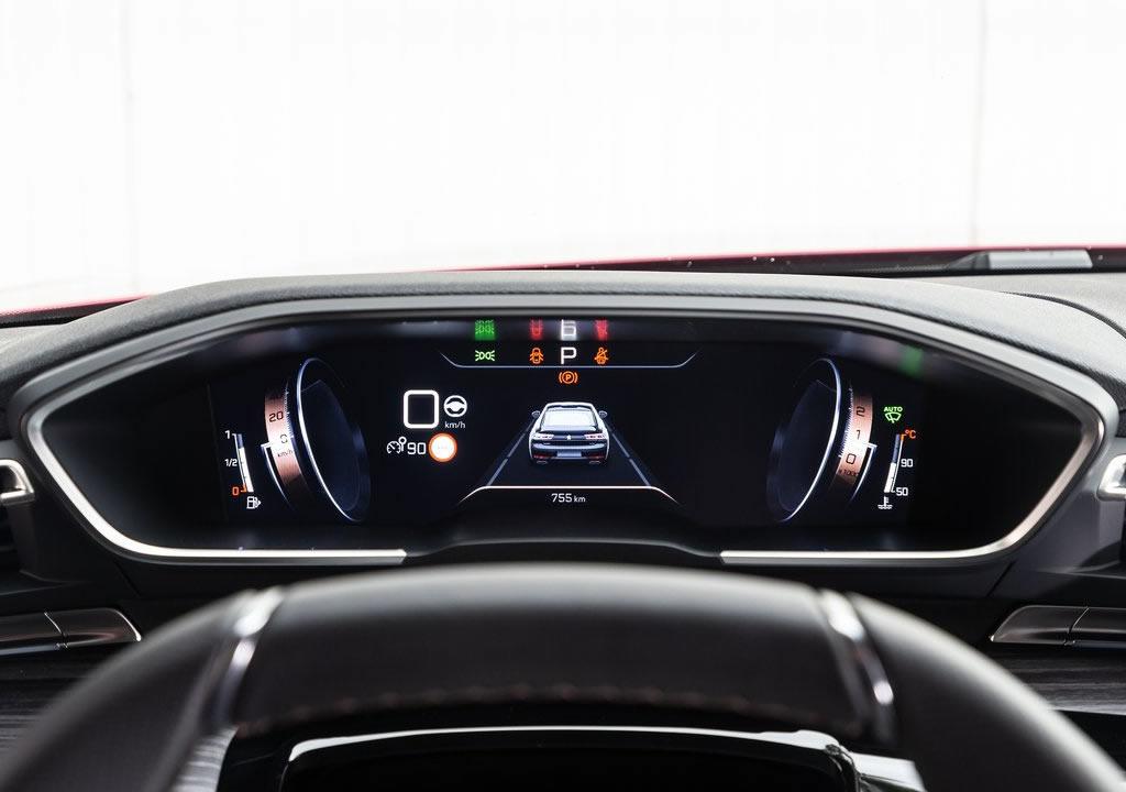 2020 Yeni Peugeot 508 Göstergesi