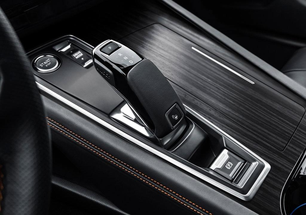 2020 Yeni Peugeot 508 Şanzımanı