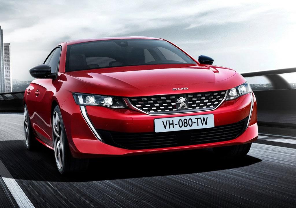 2020 Yeni Peugeot 508