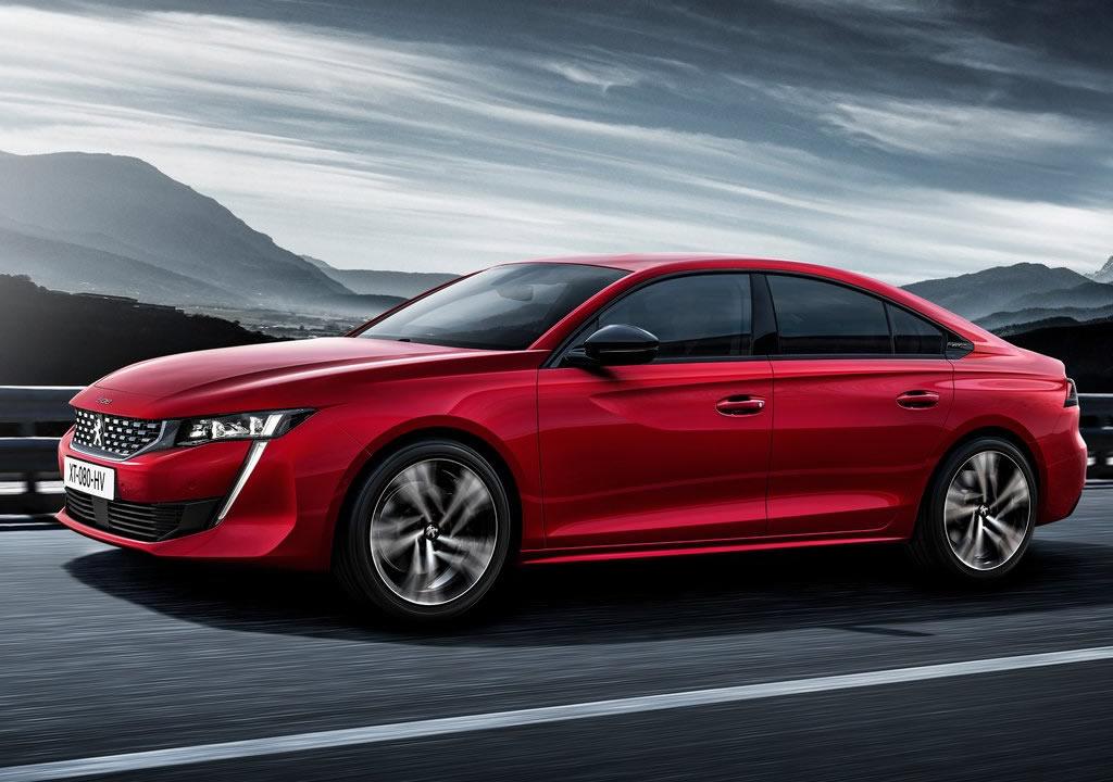 2020 Yeni Peugeot 508 Fotoğrafları