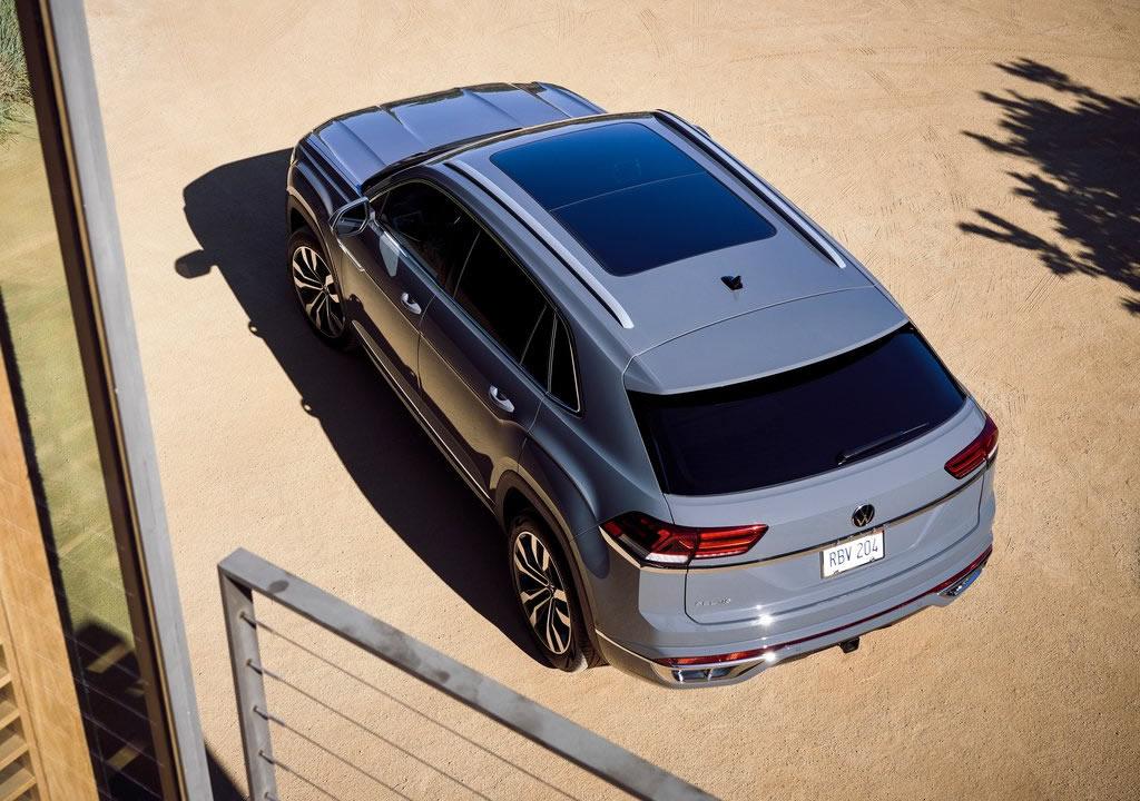 2020 Yeni Volkswagen Atlas Cross Sport Fotoğrafları