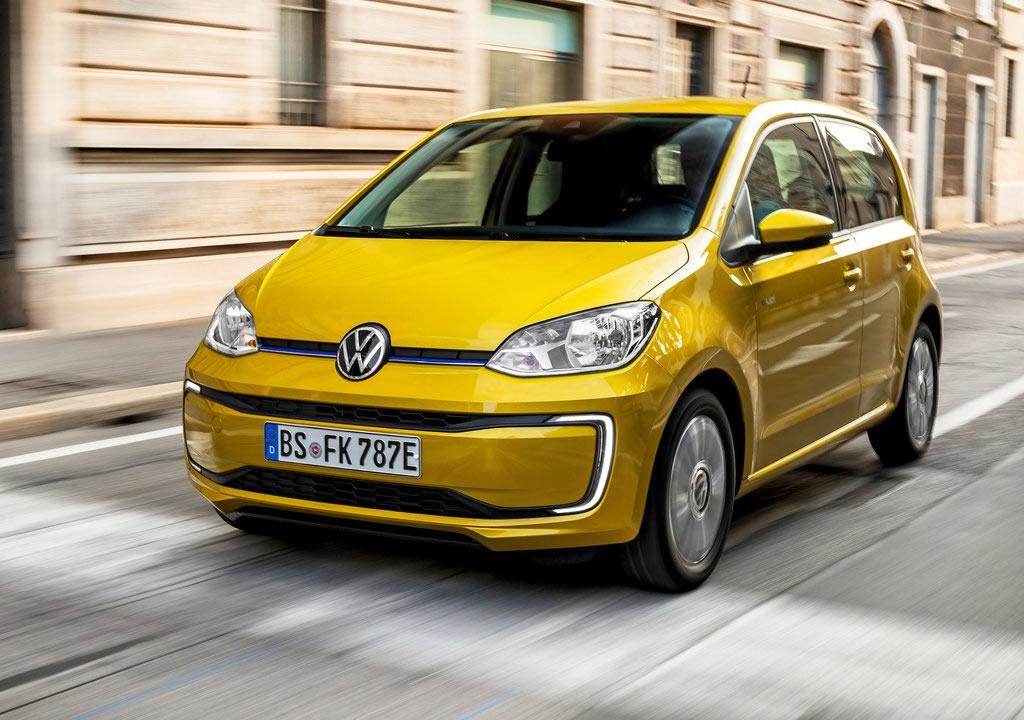 2020 Yeni Volkswagen e-Up Özellikleri