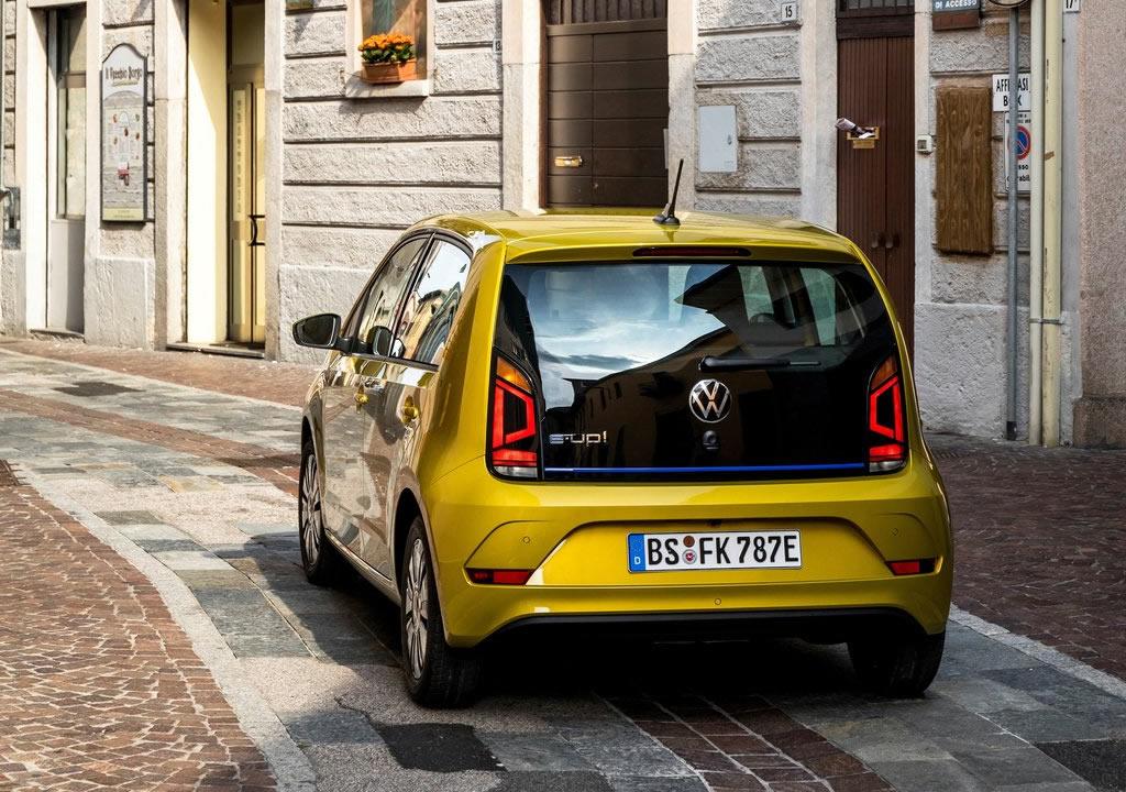 2020 Yeni Volkswagen e-Up Fotoğrafları