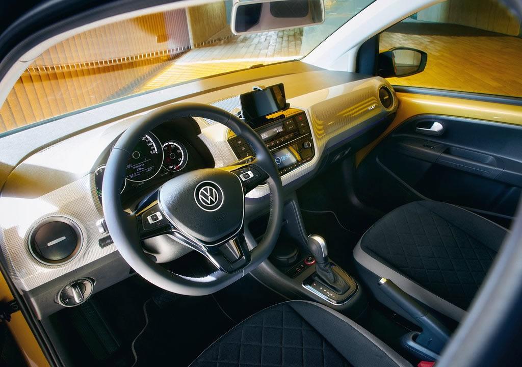 2020 Yeni Volkswagen e-Up Donanımları