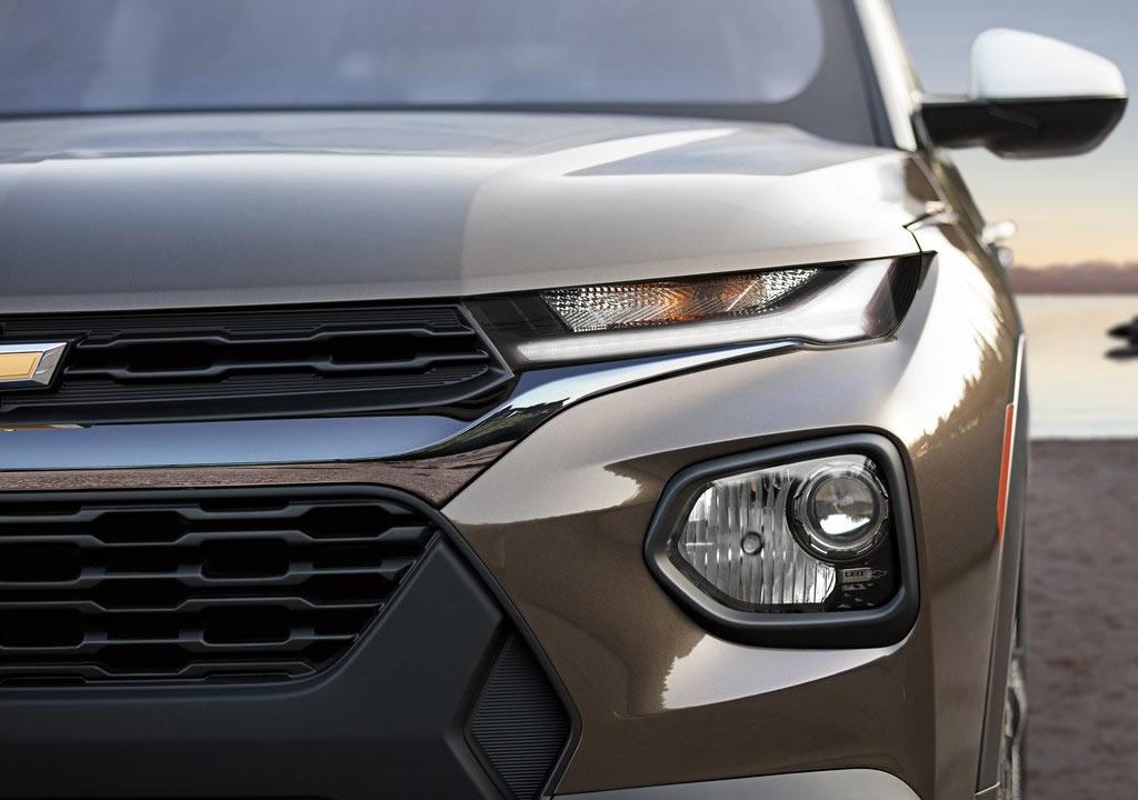 2021 Yeni Chevrolet Trailblazer