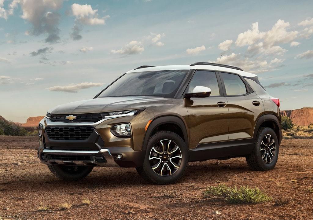 2021 Chevrolet Trailblazer Donanımları