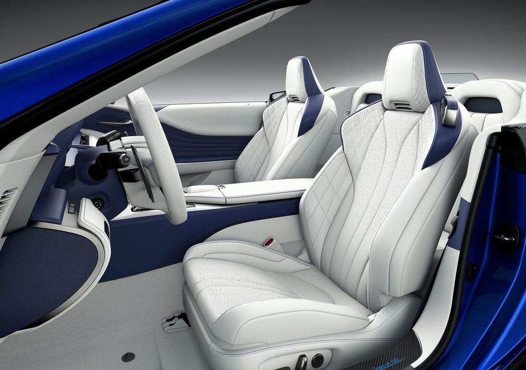 Yeni Lexus LC 500 Convertible