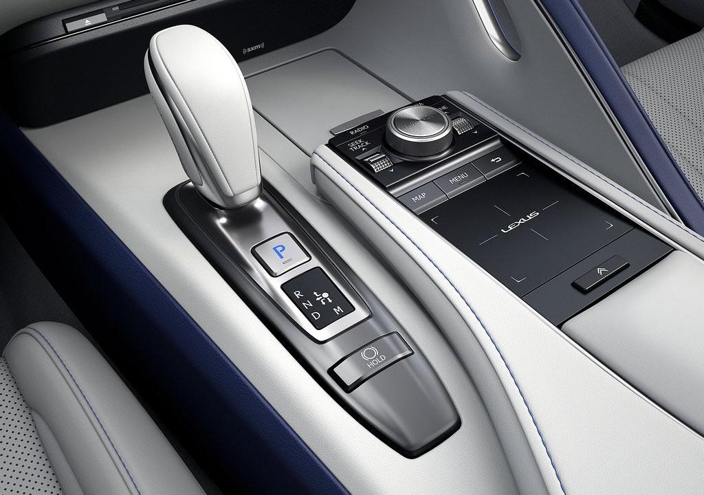 2021 Lexus LC 500 Convertible Şanzımanı