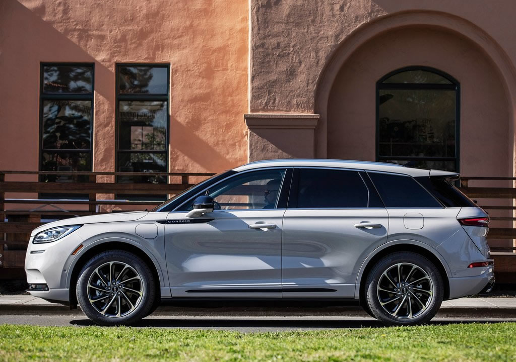 2021 Yeni Lincoln Corsair Grand Touring Teknik Özellikleri