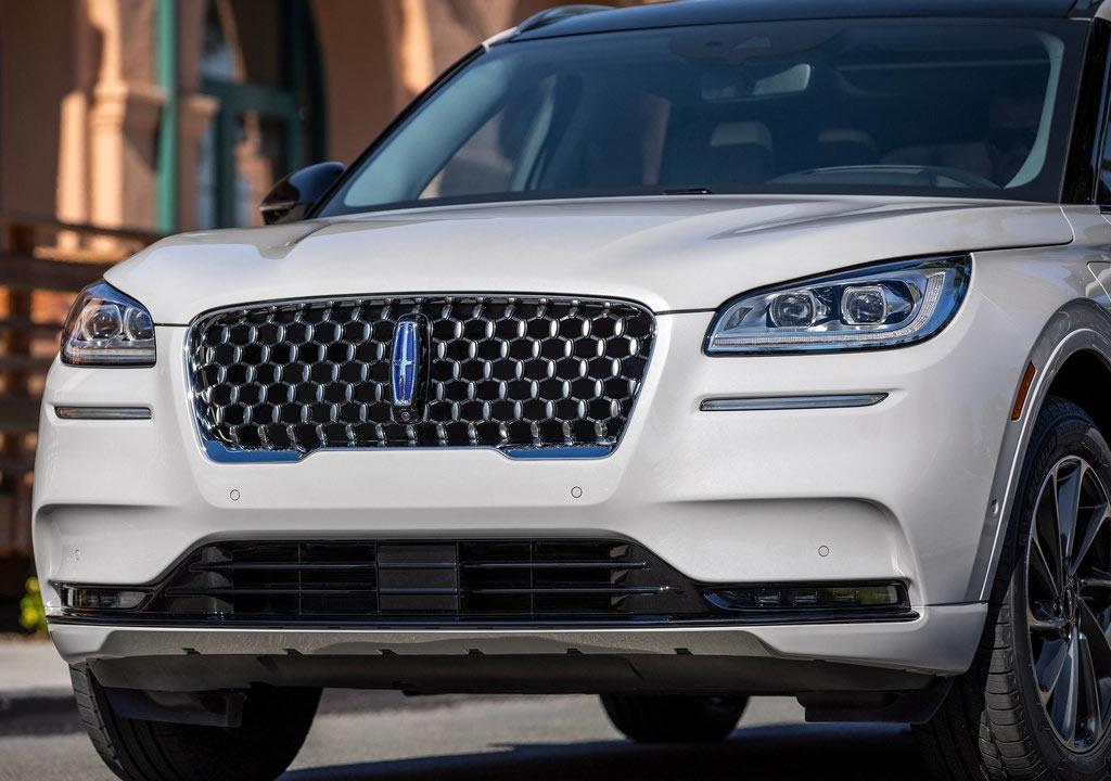 2021 Yeni Lincoln Corsair Grand Touring Fotoğrafları