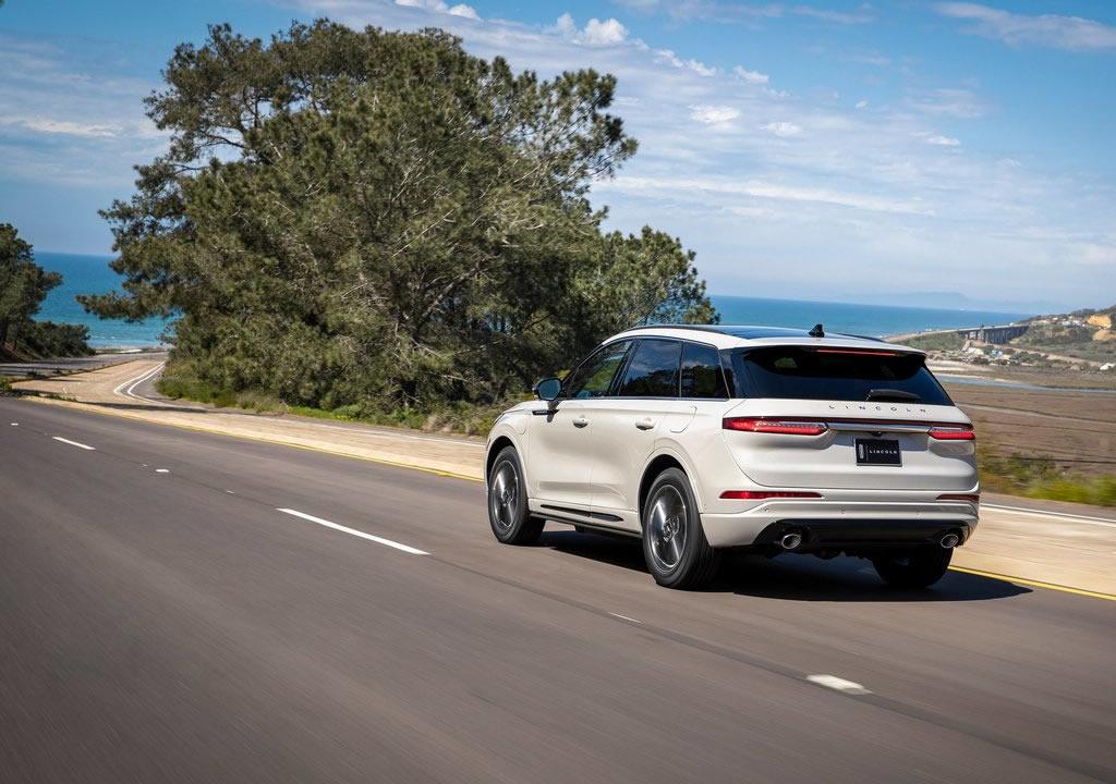2021 Yeni Lincoln Corsair Grand Touring Donanımları