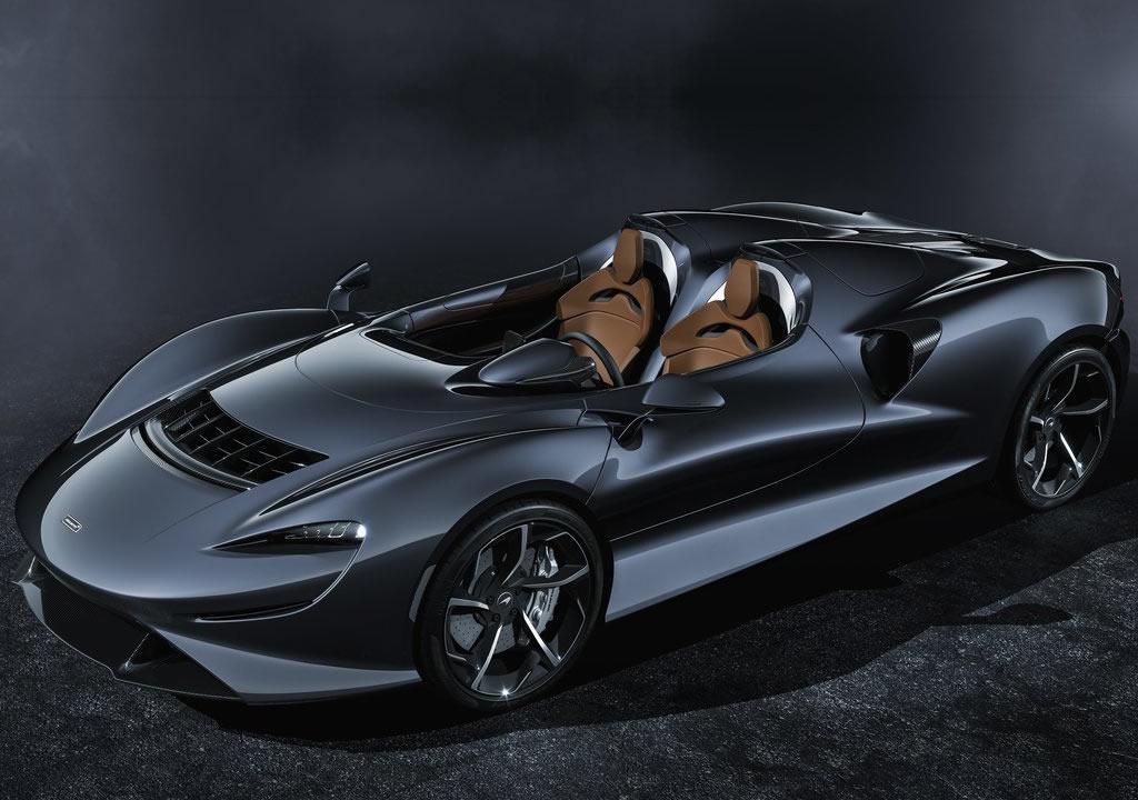 2021 Yeni McLaren Elva
