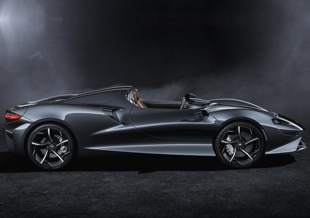 2021 Yeni McLaren Elva Teknik Özellikleri