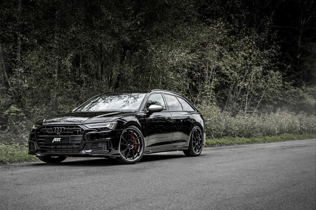 ABT Tuning 2020 Audi S6 Avant