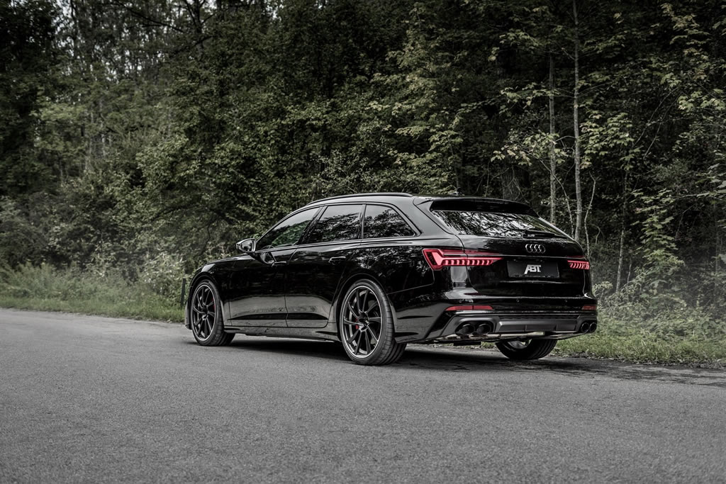 2020 Audi S6 Avant Tuning